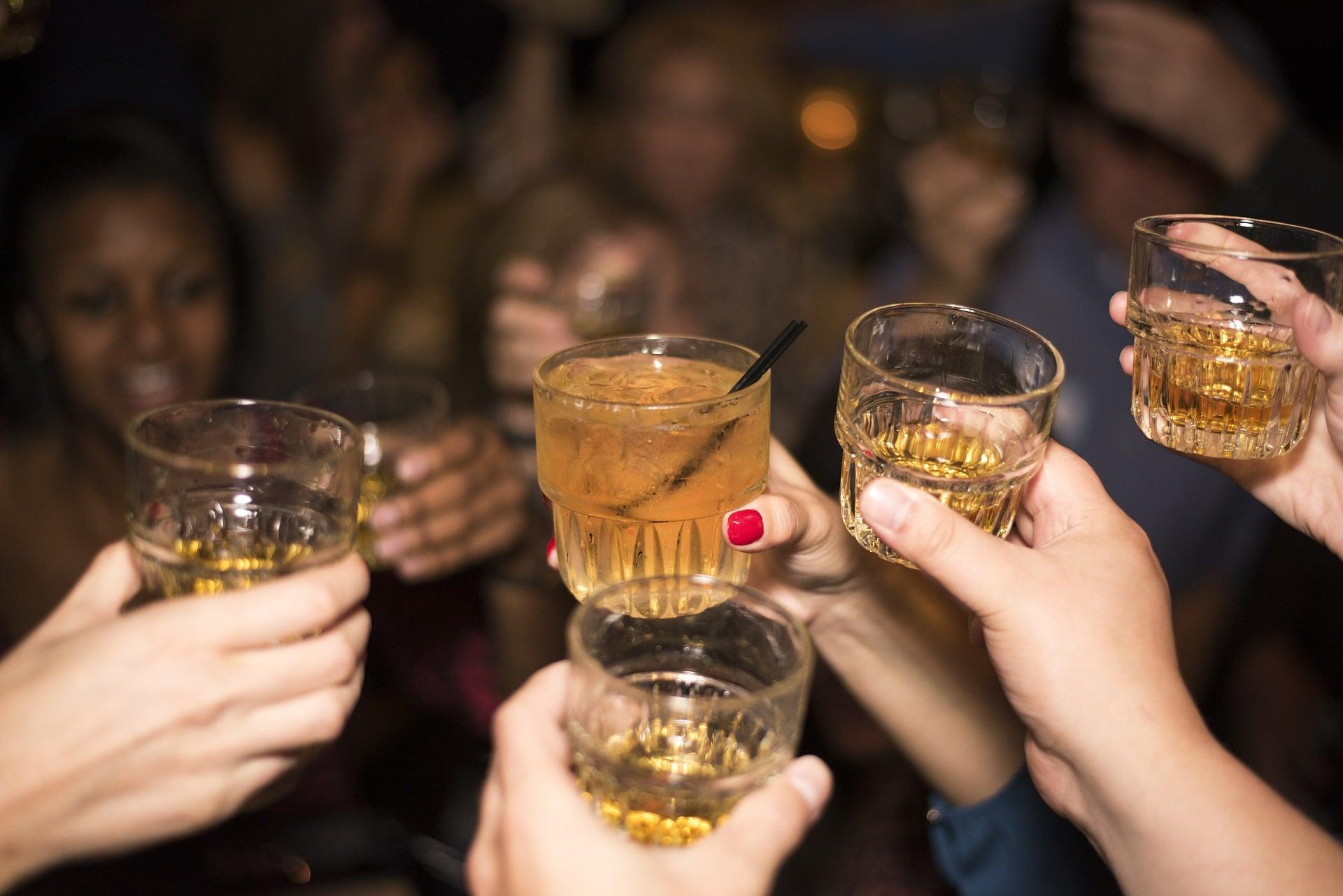 factores de riesgo del alcohol
