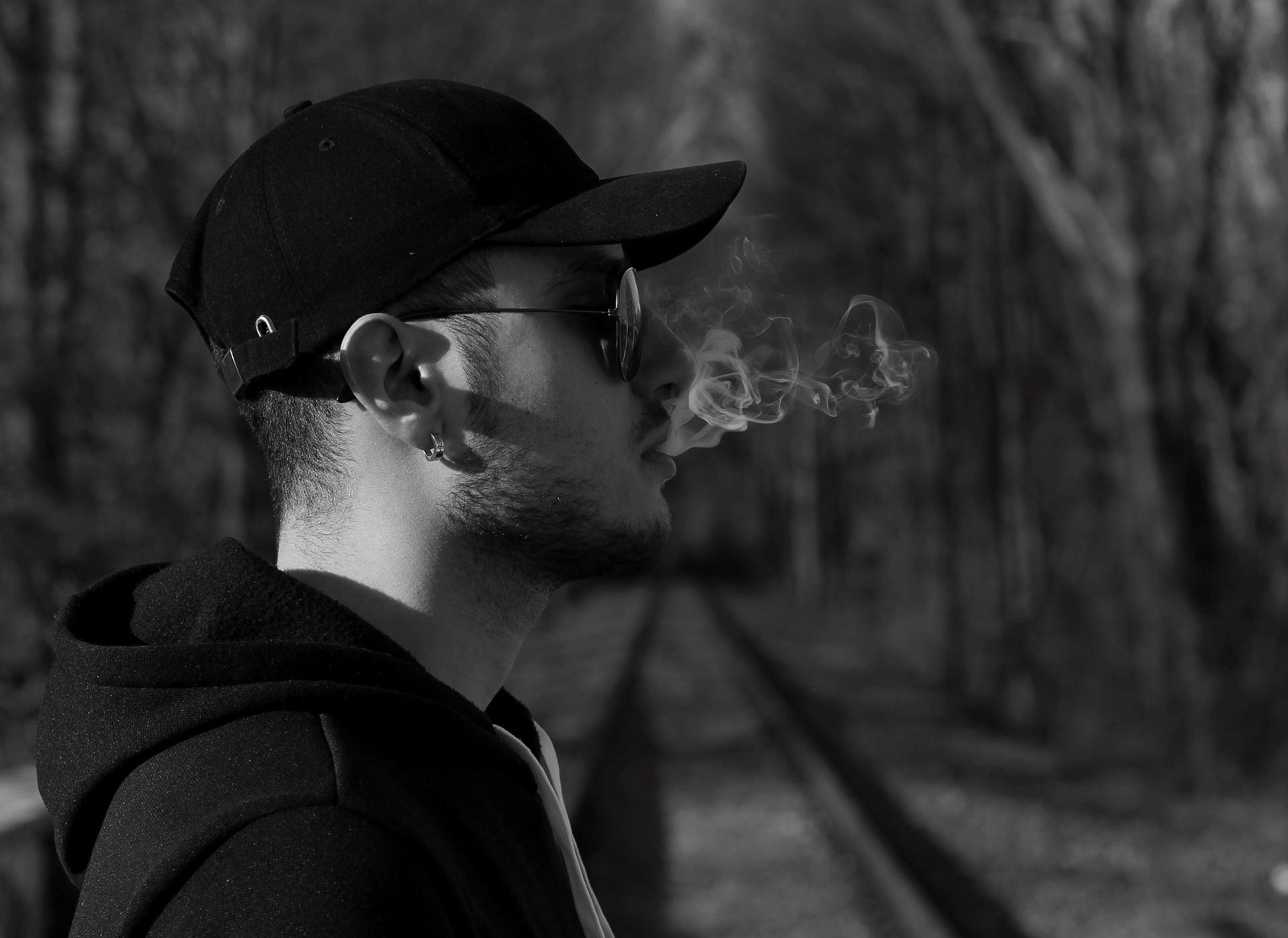 consecuencias de fumar porros