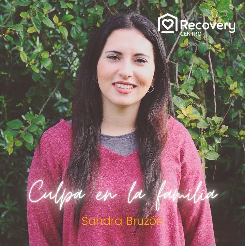 Culpa en la familia - Sandra Bruzón - Recovery Centro
